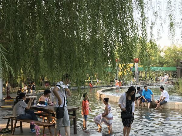 清明上河园三大主题让你嗨翻整个夏天