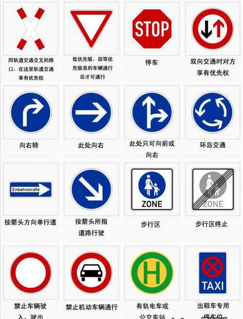 欧洲大陆自驾游 各国交通规则10大不同 大豫网