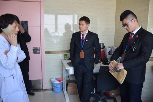 郑州一女医生正上班被拘留 原因曝光