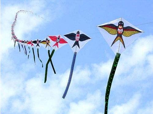 超具创意的DIY·风筝节亮相王屋山更有千元大奖等你瓜分