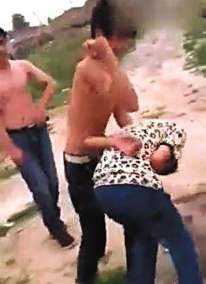驻马店少年在京上小学 遭多人围殴脸上被撒尿