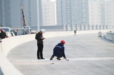 郑州陇海高架25日起全线开跑 部分匝道暂不开通