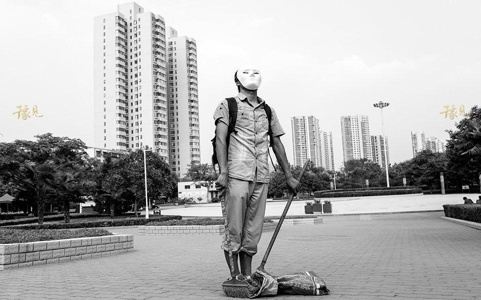 豫见第十八期:游荡在城市里的孤独灵魂07