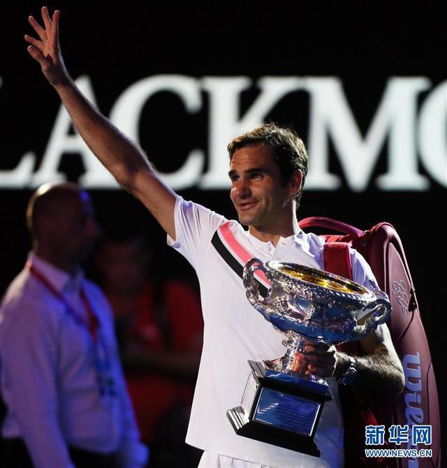 (体育)(4)网球——澳网男单决赛:费德勒夺冠