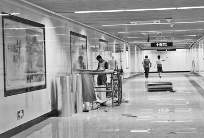 郑州地铁2号线8月通车 大部分站点设置四个出入口