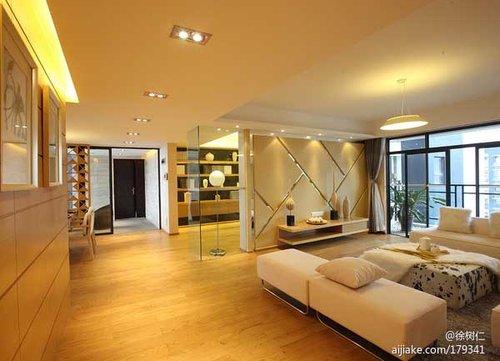 88平方二室二厅装修,二室二厅装修样板房,93平二室二厅装修图高清图片