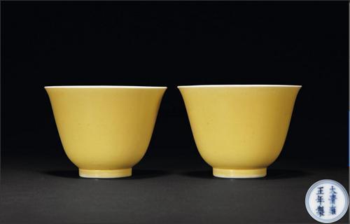 黄釉瓷器:市场错配,价值低估