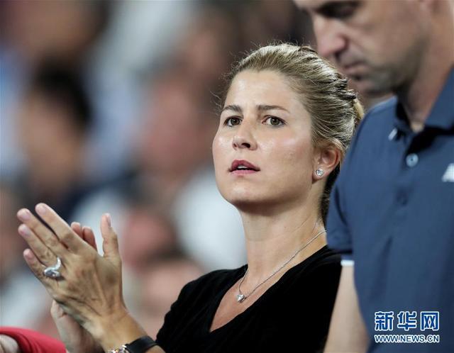 (体育)(19)网球——澳网男单决赛:费德勒夺冠