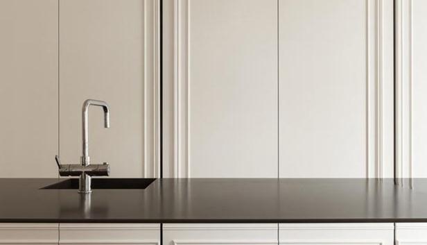 极简超现代风隐形厨房