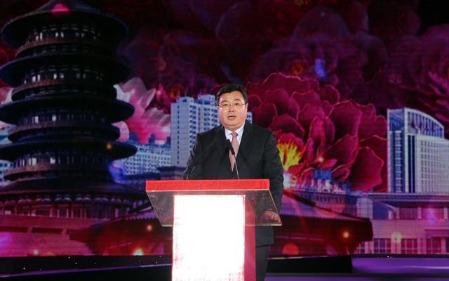 第35届中国洛阳牡丹文化节开幕式举行
