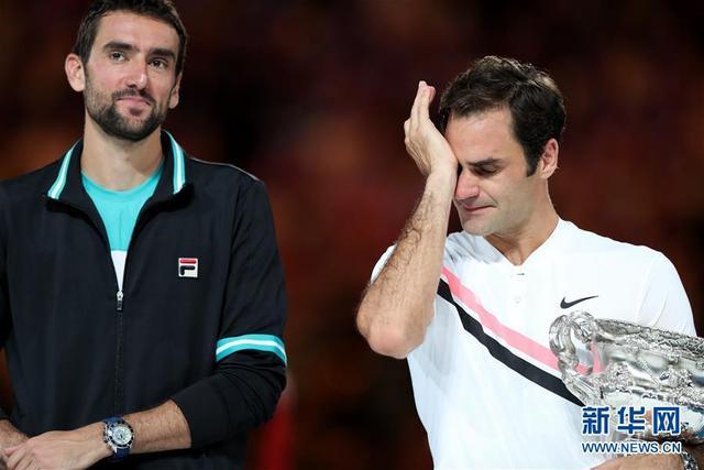 (体育)(3)网球——澳网男单决赛:费德勒夺冠