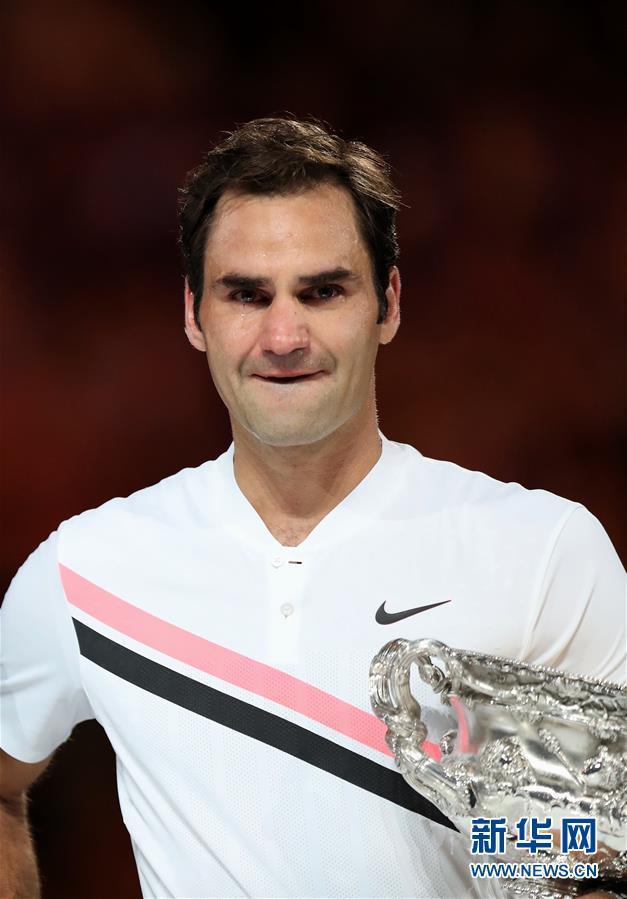 (体育)(18)网球——澳网男单决赛:费德勒夺冠