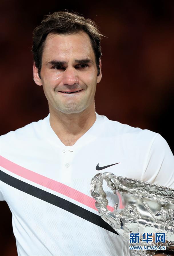 (体育)(2)网球——澳网男单决赛:费德勒夺冠