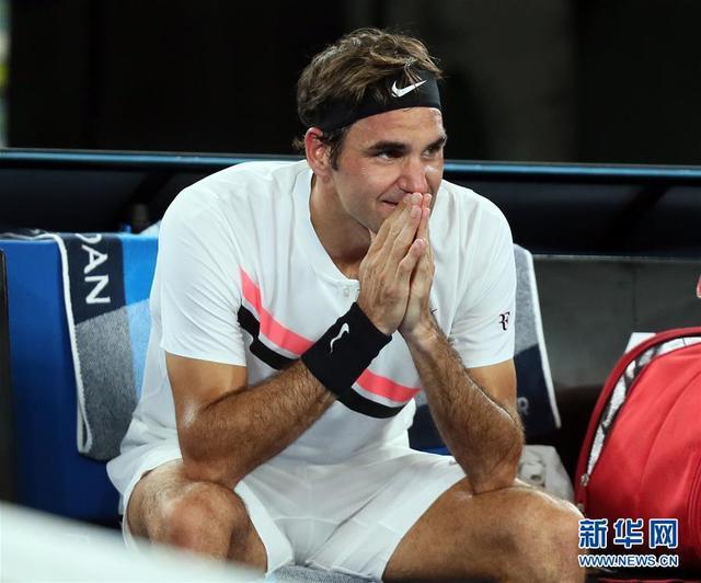 (体育)(13)网球——澳网男单决赛:费德勒夺冠