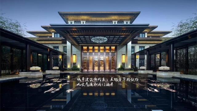 中梁壹号院:中式建筑典范 诠释优雅人生