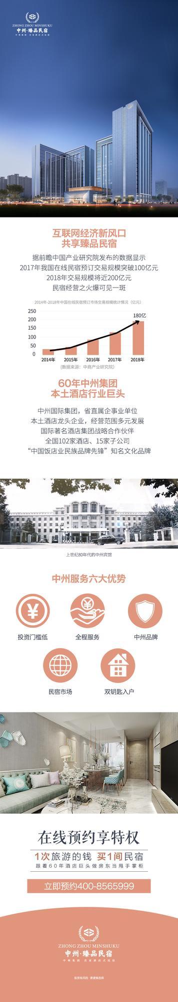 """中州臻品民宿:资本巨头青睐的资产""""新屋种"""""""