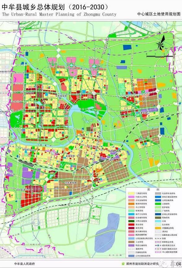 今年郑州各个区县 都有哪些令人惊喜的大动作