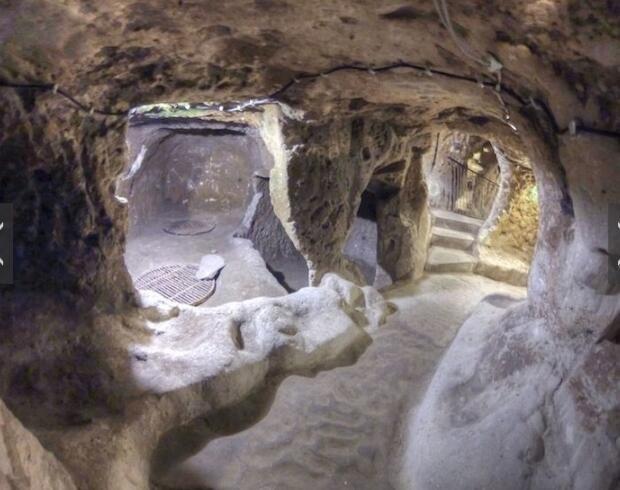 地下室墙倒发现18层城市曾经竟住2万人
