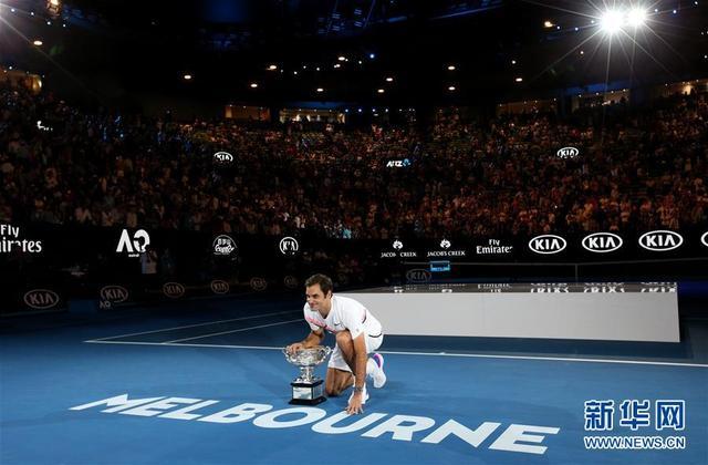(体育)(14)网球——澳网男单决赛:费德勒夺冠