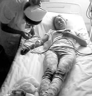 女子幼时被弃身患尿毒症曾自杀 公爹被曾被杀