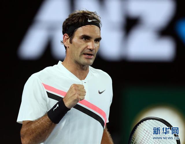 (体育)(12)网球——澳网男单决赛:费德勒夺冠