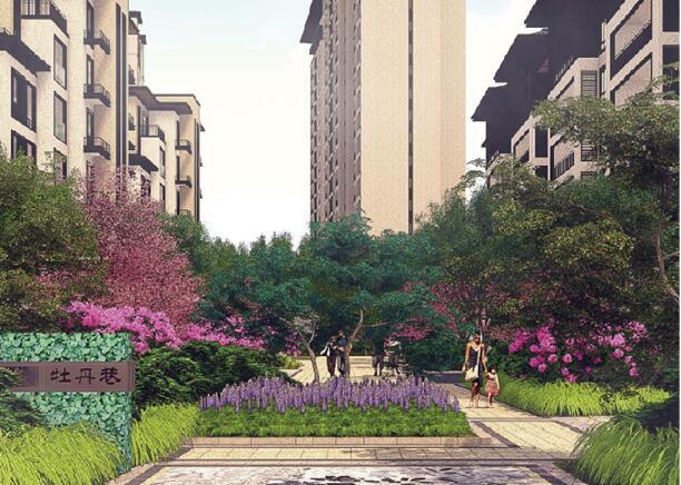 """用""""园""""满的社区生活 善待洛阳人0-80岁悠闲时光"""