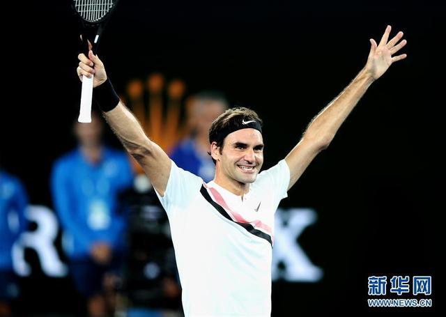 (体育)(23)网球——澳网男单决赛:费德勒夺冠