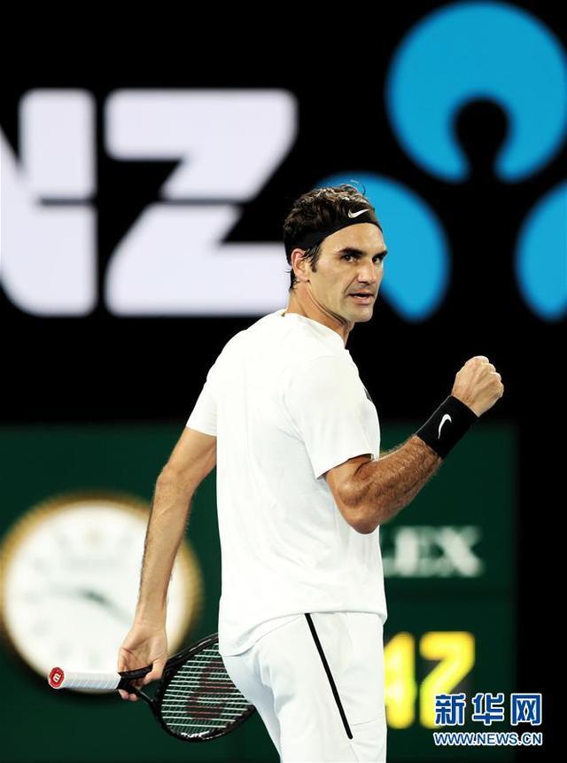 (体育)(24)网球——澳网男单决赛:费德勒对阵西里奇