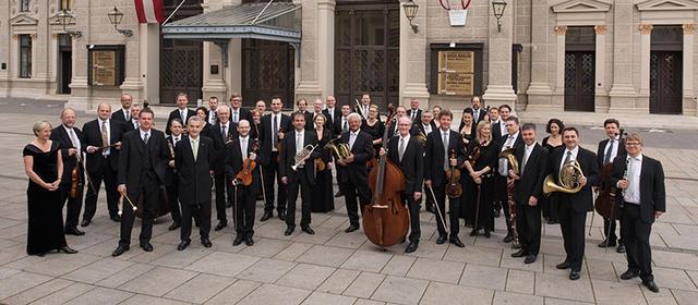 12月29日 维也纳约翰施特劳斯管弦乐团音乐会