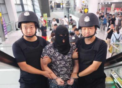 """男子诈骗1.3亿元逃往缅甸,郑州警方万里""""猎狐"""""""