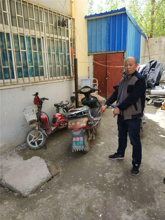 郑州一男子凌晨入女生宿舍偷内衣 被夜巡民警抓现行