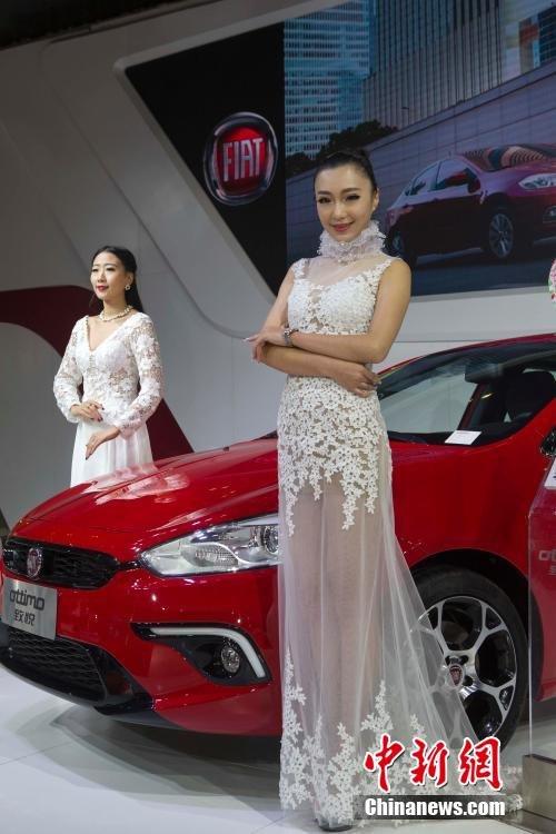 ,2014山西太原第八届TOP国际车展开幕,数十家来自海内外的知名