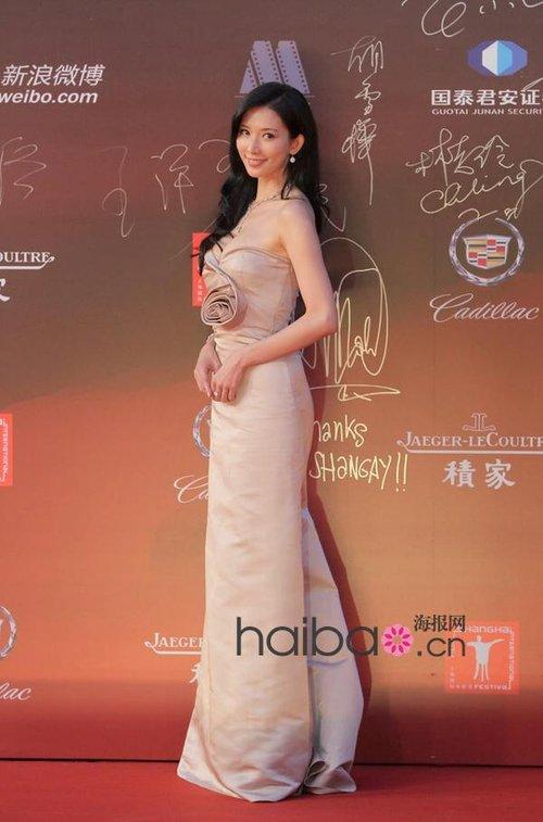 拉风色中色电影网_第15届国际电影节华语女明星篇