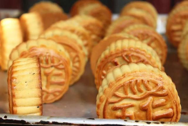 《食·遇》 |  手工月饼,记忆深处不变的味道……