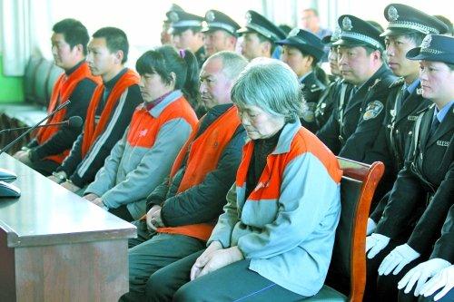 5人贩子拐卖9名婴儿被判刑