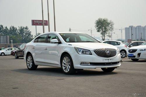 君越 2013款 2.4L SIDI豪华舒适型-别克君越现车销售 目前购车优惠2万图片
