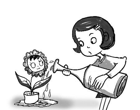 动漫 简笔画 卡通 漫画 手绘 头像 线稿 450_355图片
