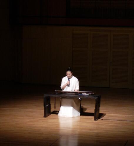 专访巫娜:古琴的使命,是教化人心