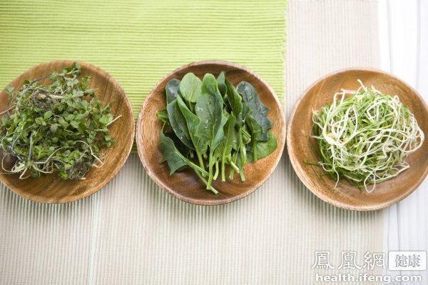 专家支招春季四大当家菜保证开春一年不生病