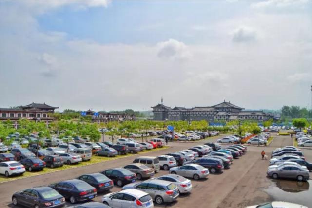 龙门石窟上线全国首个景区智慧停车场