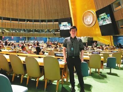 川大学霸获联合国点赞 参与《联合国年鉴》撰写