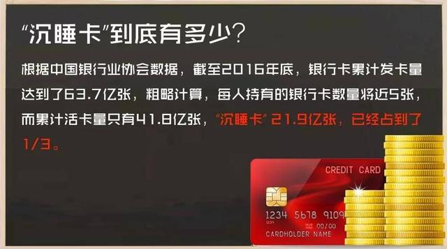 这种银行卡将被销户!你手上有这样的卡吗?