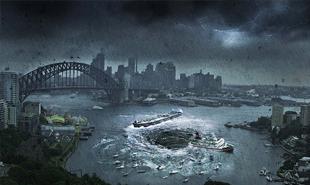 死神来了地球版:艺术家描绘各种世界末日场景