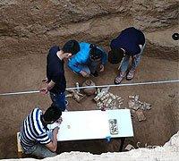 """三门峡考古发现新""""宝贝"""""""