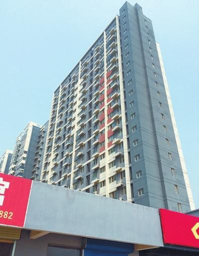 郑州近百套公租房遭弃选 位置远户型小卧室朝北