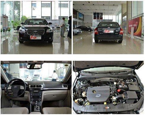 奔腾b70的优势之一.   河南天威汽车销售服务有限公司   在高清图片