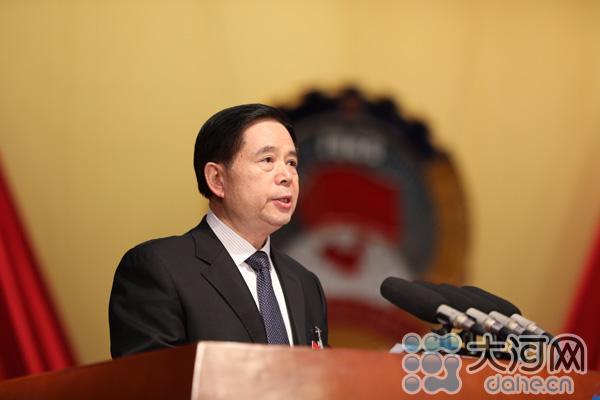 河南省政协去年提交提案918件立案816件 已全部办结