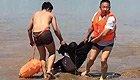 濮阳一男子跳湖自杀
