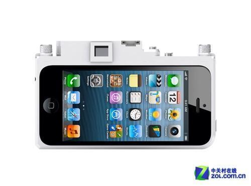 esprit官网ic1711n-Gizmon iCA5是由日本的Gizmon公司所推出的相机造型伪装壳,其高图片