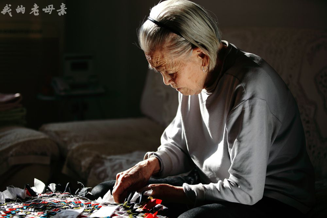 一拍集合有奖征集令:家中的老母亲(父亲)